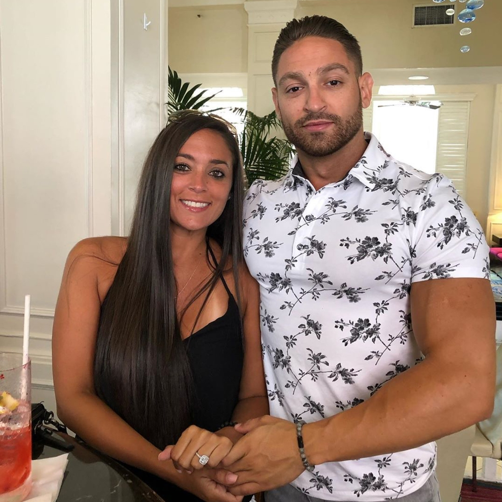 'Jersey Shore' Alum Sammi 'Sweetheart' Giancola and Fiancé Christian Bicardi Announce YouTube Channel