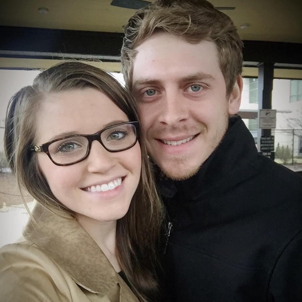 Joy-Anna Duggar and Austin Forsyth Take a Selfie