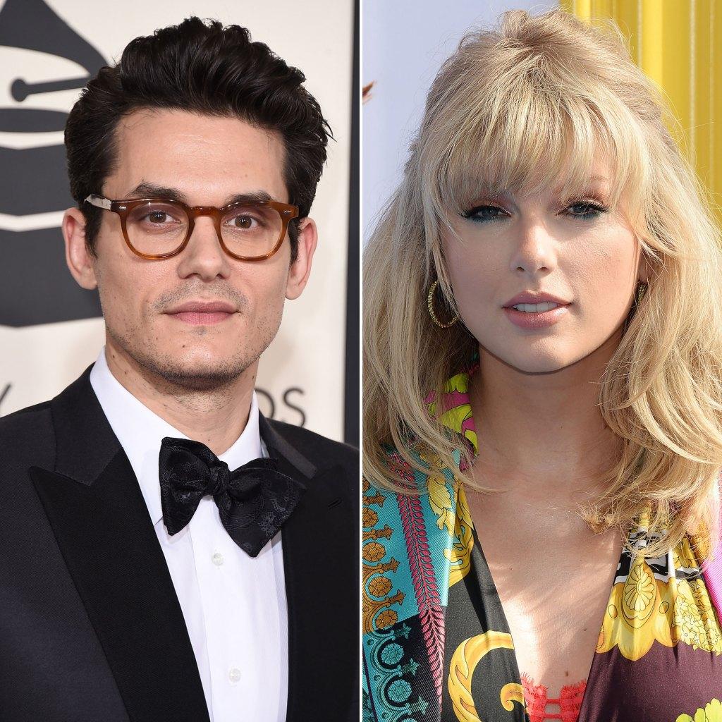 John Mayer Rewrites Ex Girlfriend Taylor Swift S Song Lover