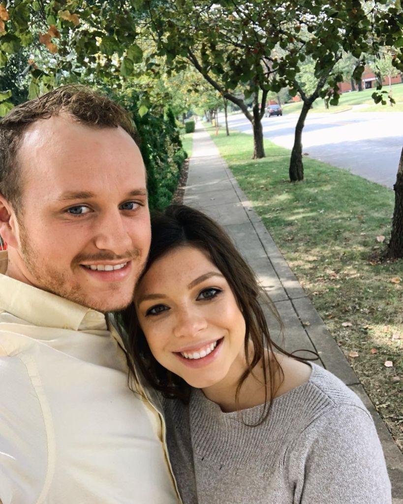Josiah Duggar's Wife Lauren Swanson Gives Birth