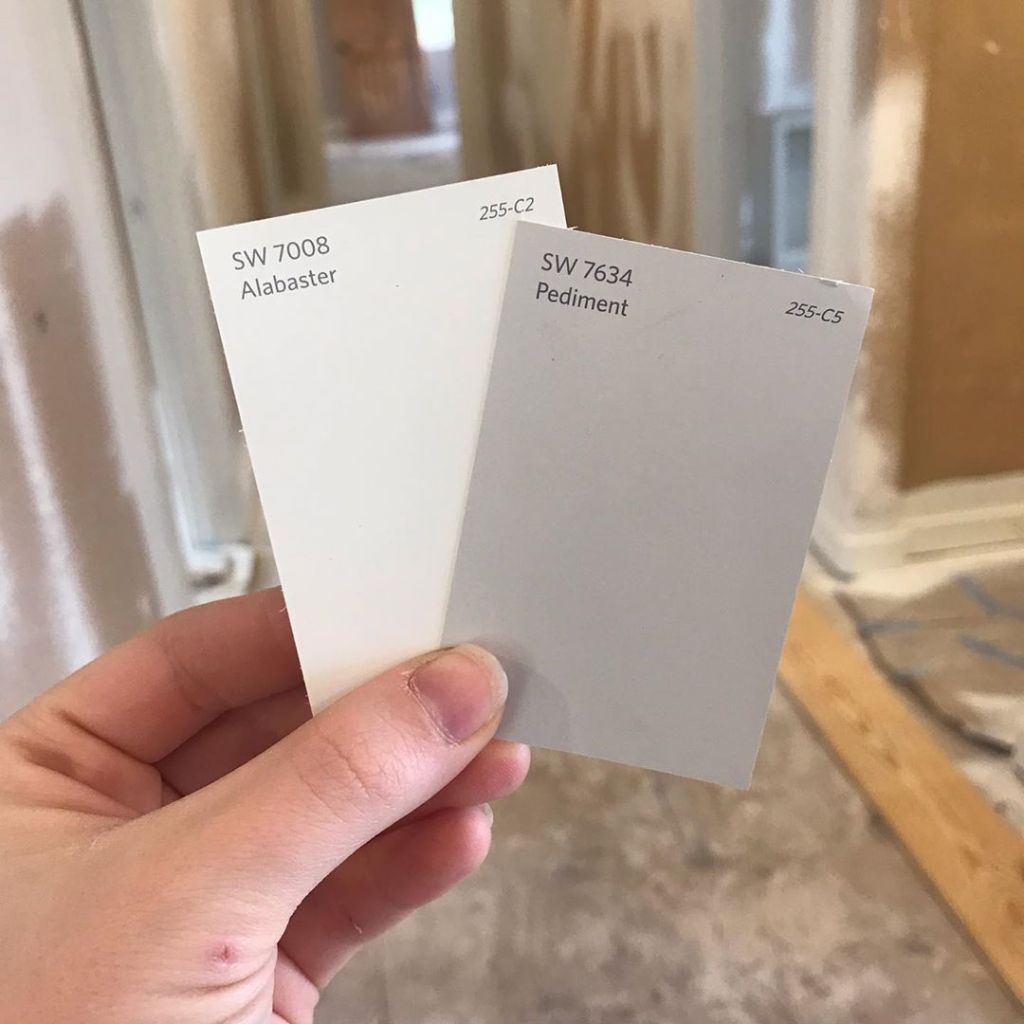 Joy-Anna Duggar Compares Two Paint Chips For Home Renovations
