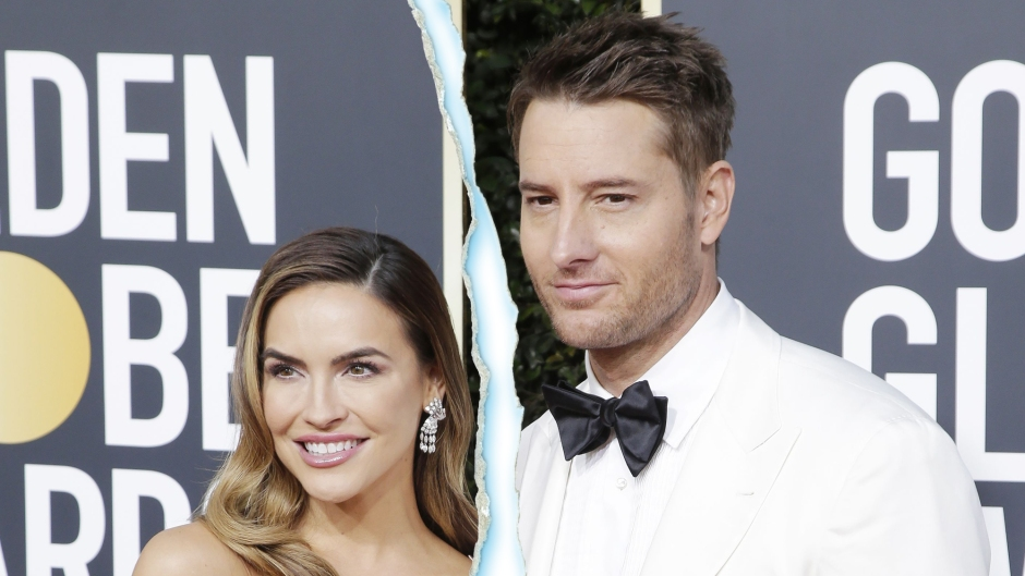 'This Is Us' Star Justin Hartley Files for Divorce From Crishell Stause After 2 Years of Marriage