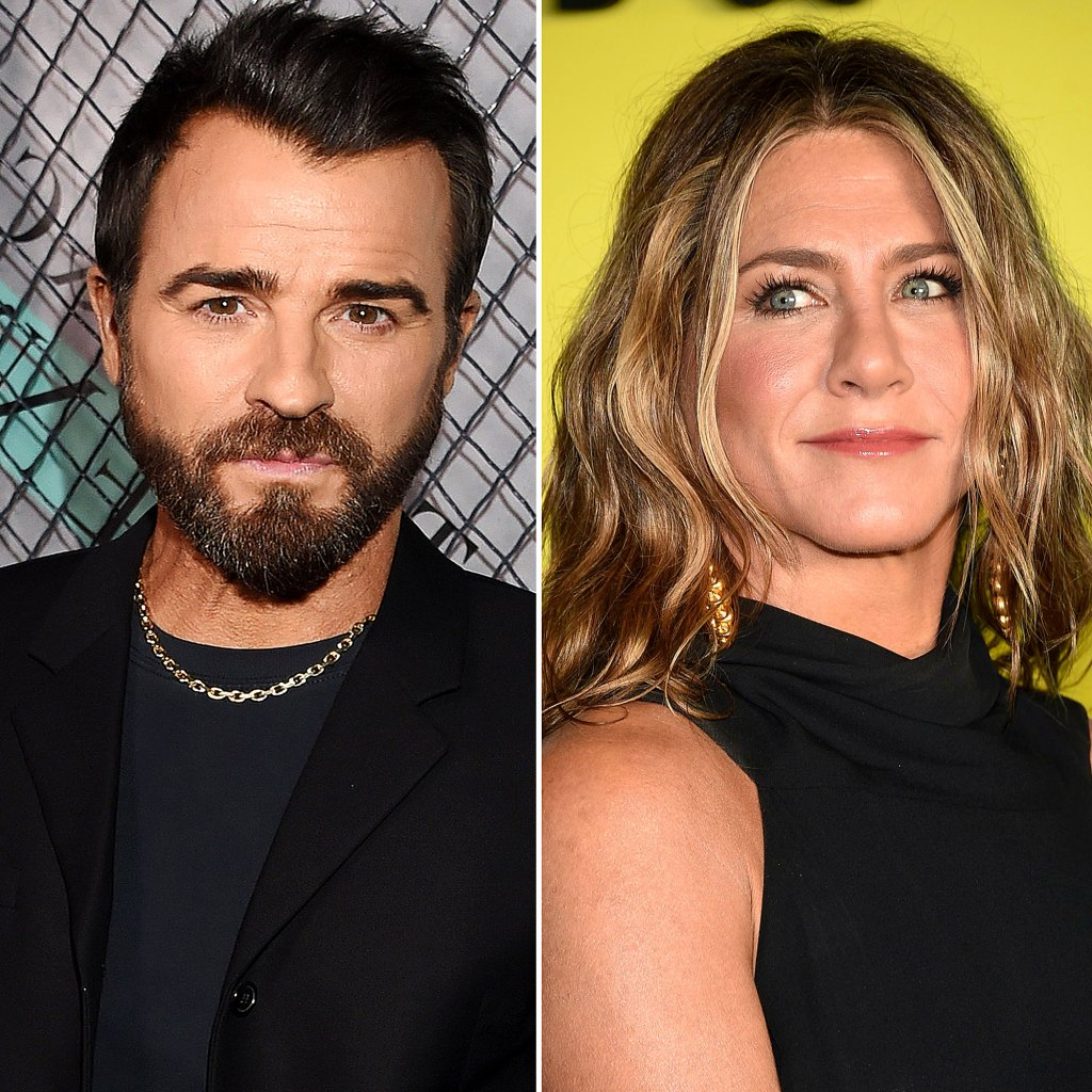 Justin Theroux Leaves Sweet Comment Ex Jennifer Aniston Instagram