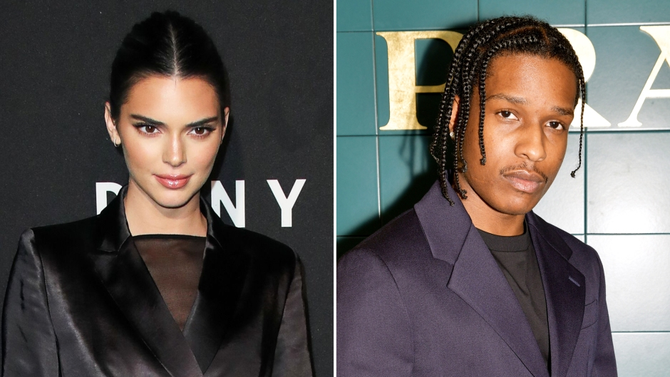 Kendall Jenner Ex Boyfriend A$AP Rocky Wishes Happy Birthday
