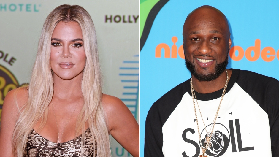 Khloe Kardashian Doesn't Want to Make Ex Lamar Odom Engagement About Her