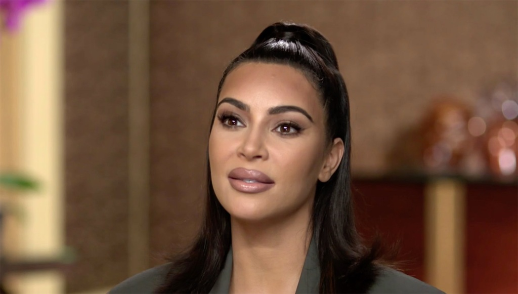 Kim Kardashian Says Being a Mom Made Her Passionate About Prison Reform