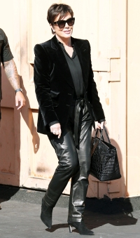 Kris Jenner Is a Mother Effing Legend: Her Most Iconic Outfits From Over the Years