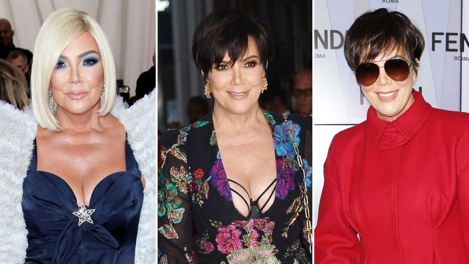 Kris Jenner Best Style Moments