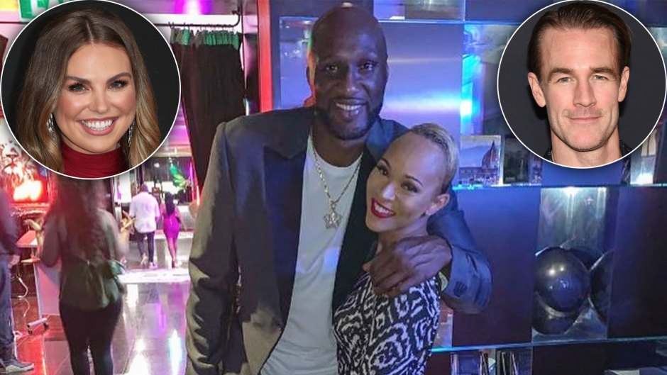 Lamar Odom's Former 'DWTS' Contestants Congratulate Him on His Engagement