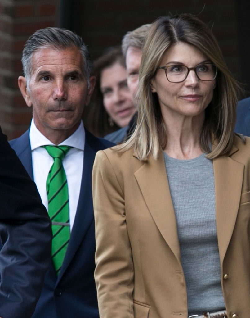 Lori Loughlin 'Freaking Out' Over Thought of Daughters Having to Testify in Admissions Scandal Trial
