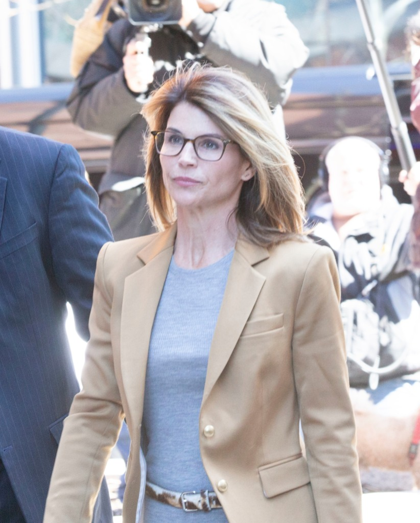 Lori Loughlin Is 'Very Involved' in Her College Admissions Scandal Defense Amid Upcoming Court Appearance