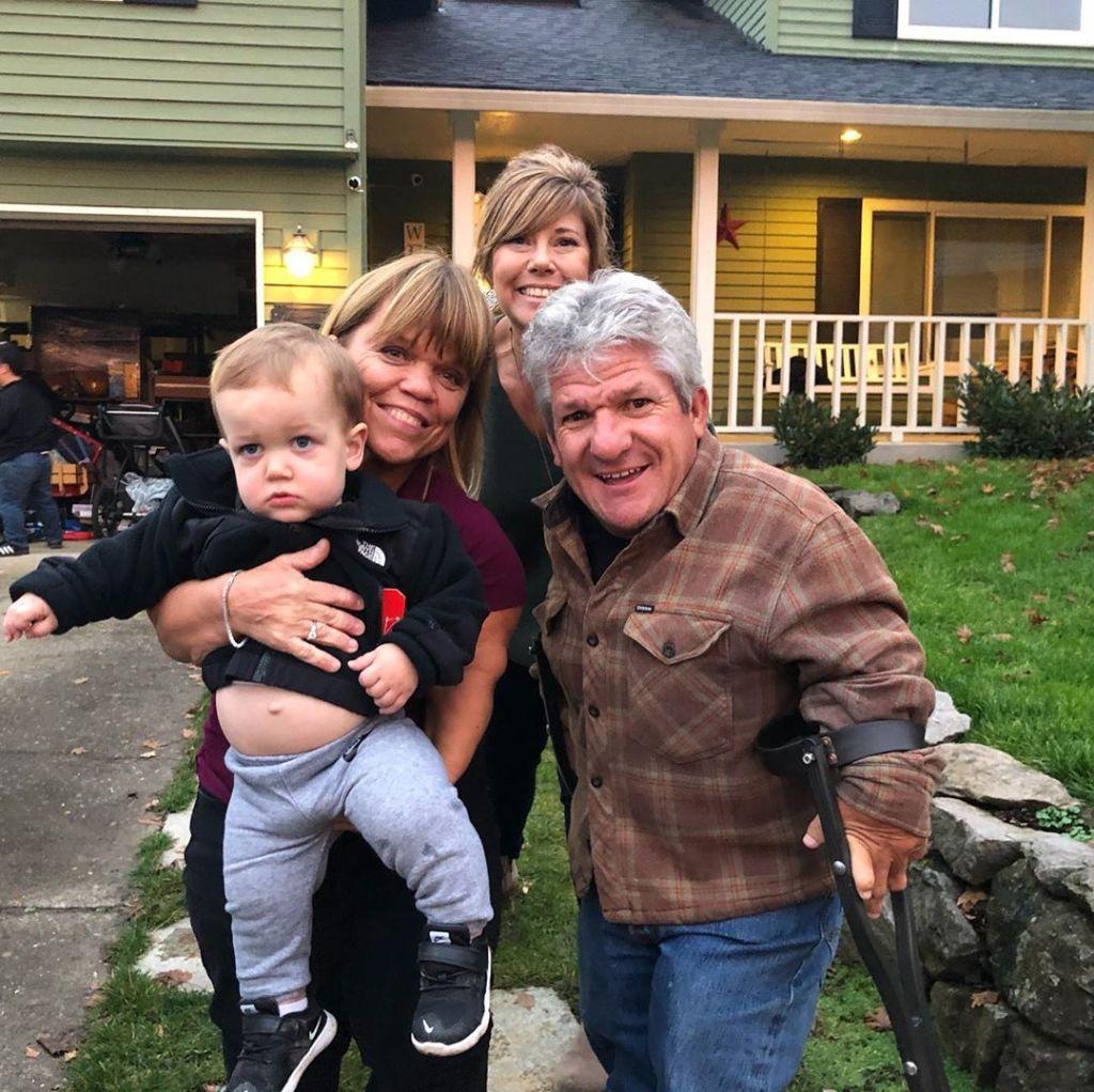 Matt Roloff Talks Family Unity in Photo with Ex Amy and GF Caryn