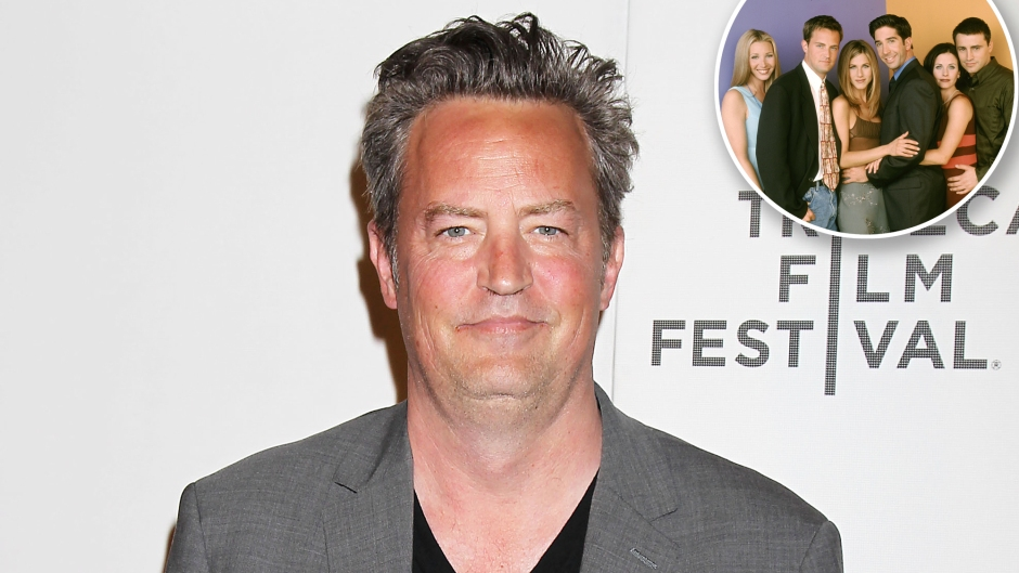 Matthew Perry Former Friends Costars Worried About His Health