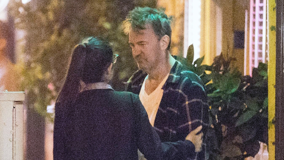 Matthew Perry Seemingly Relapses During Date