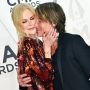 Nicole Kidman and Keith Urban Show PDA at CMAs 2019