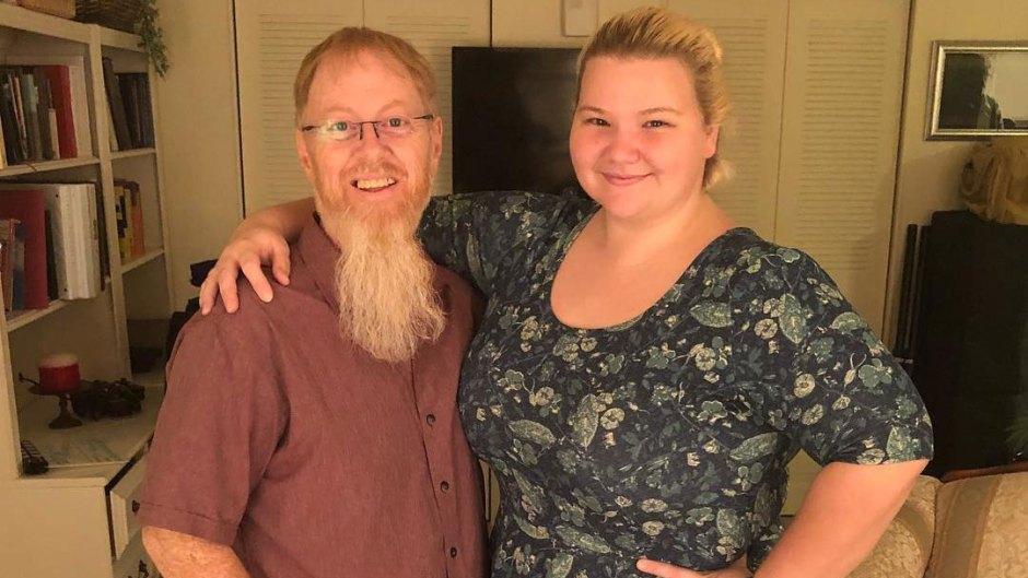 Nicole Nafziger and Father Tyler Nafziger