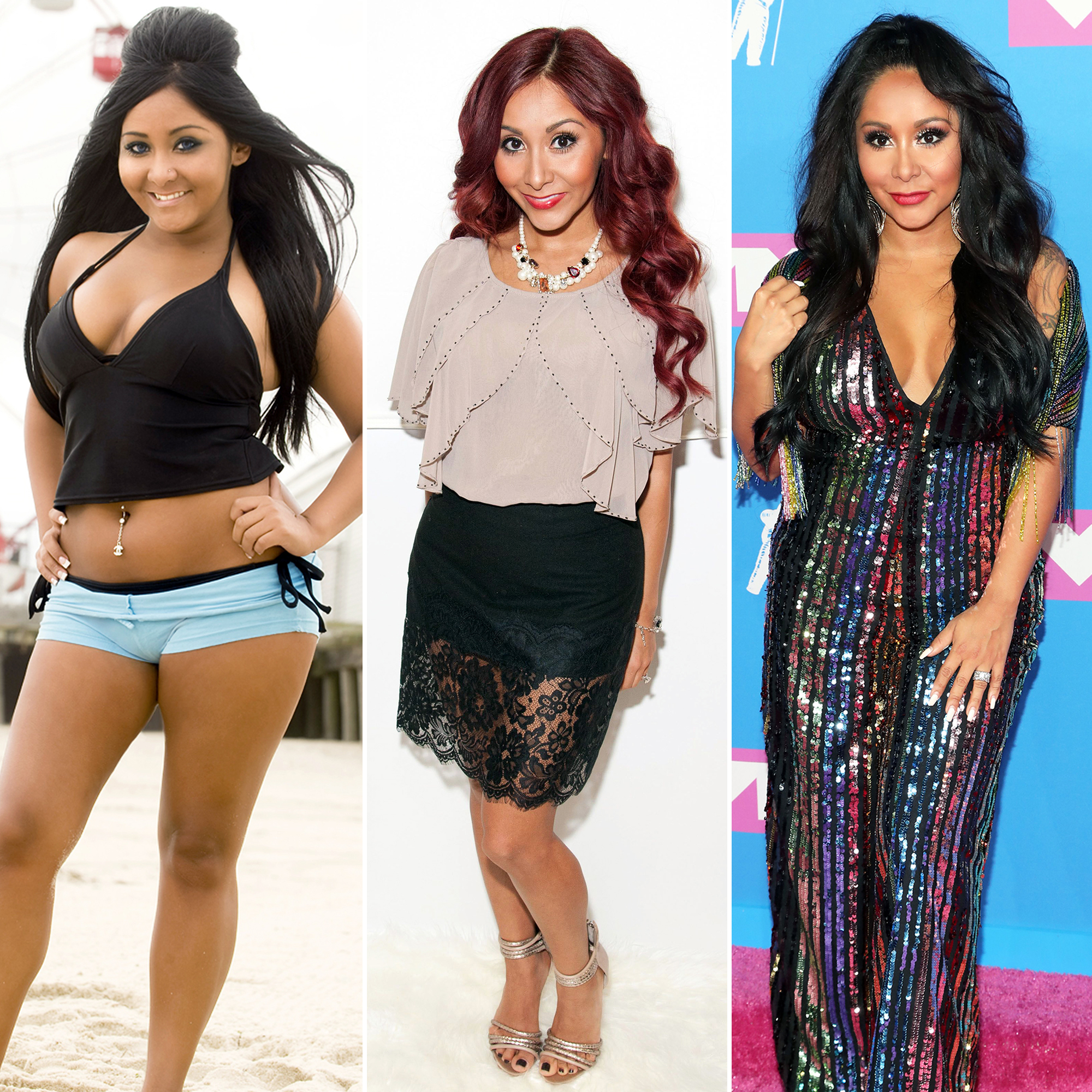 Snooki's Transformation: See the 'Jersey Shore' Star Then and Now
