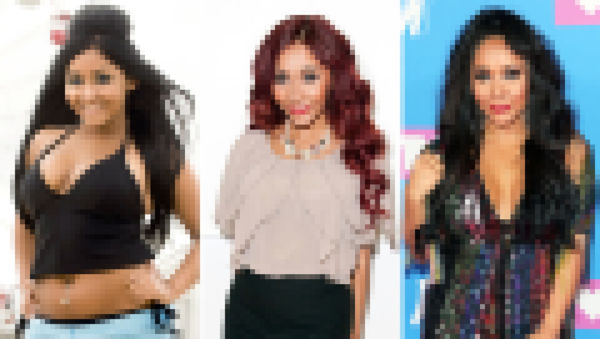 Nicole Snooki Polizzi Transformation