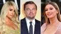 Paris Hilton Gisele Bundchen Leonardo DiCaprio's Famous Girlfriends Over the Years