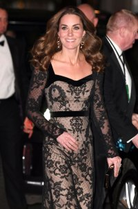 Prince William and Duchess Kate attend the Royal Variety Performance