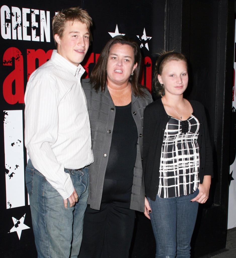 Rosie O'Donnell So Proud Daughter Chelsea After Estrangement