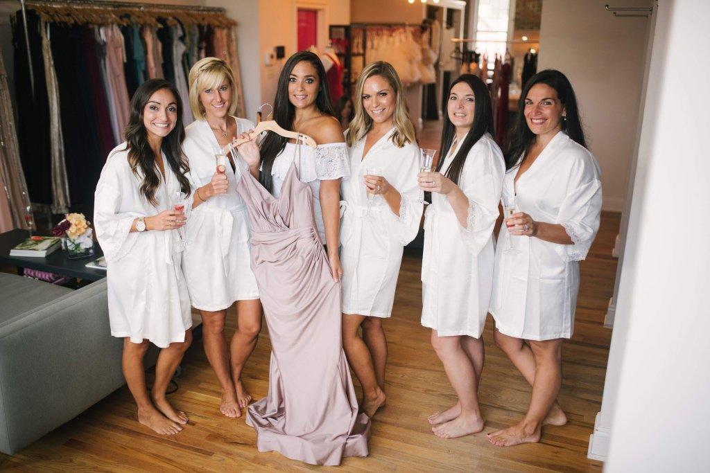 Sammi Giancola Bridesmaids dresses 2