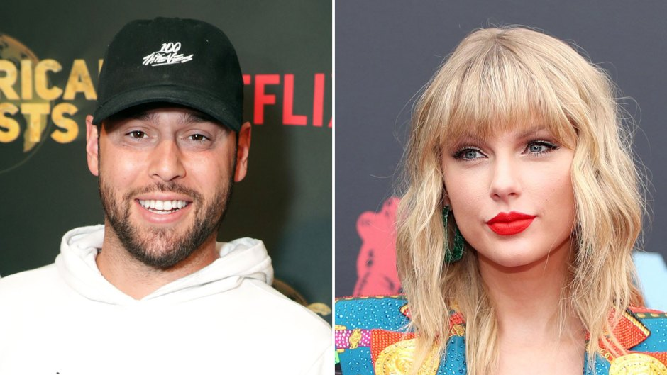 Scooter Braun Posts About 'Kindness' Amid Taylor Swift Feud