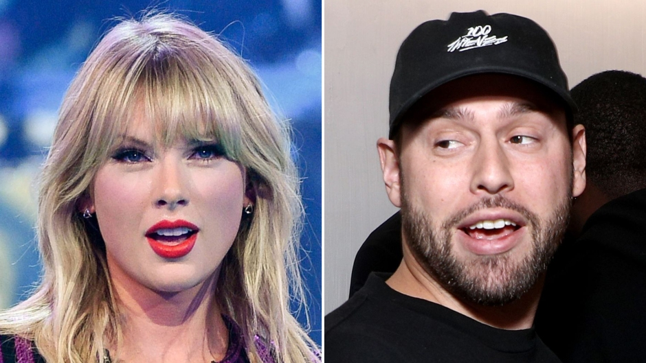 Scooter Braun Speaks Out Amid Taylor Swift Feud Over Music Rights