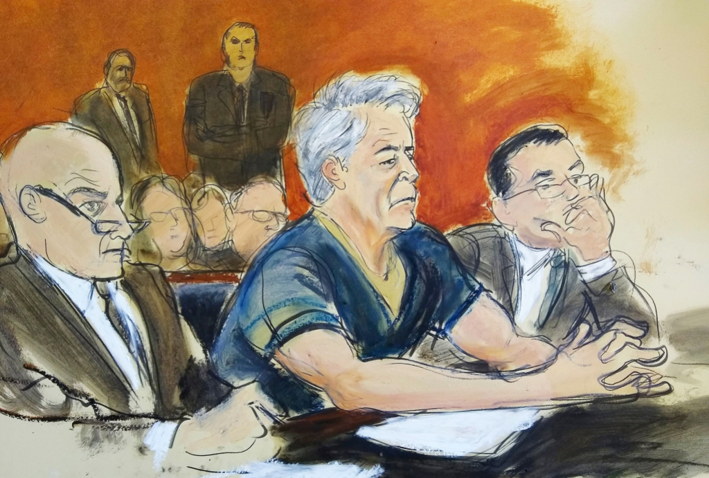 Suicide Would Have Been Very Difficult Epstein Was He Murdered