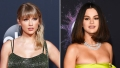 Taylor Swift Helped BFF Selena Gomez Before Her AMAs Performance