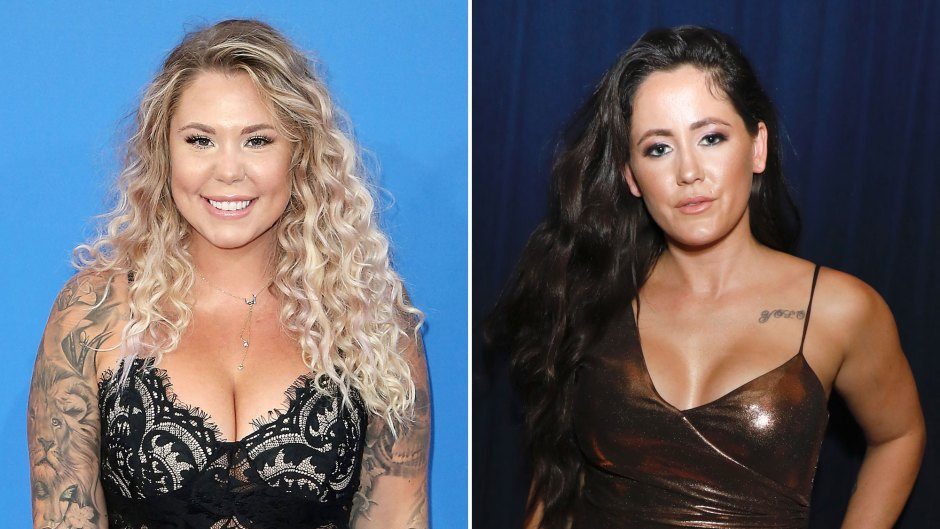 'Teen Mom 2' Star Kailyn Lowry Is Open to Having Jenelle Evans as a Guest on Her Podcast