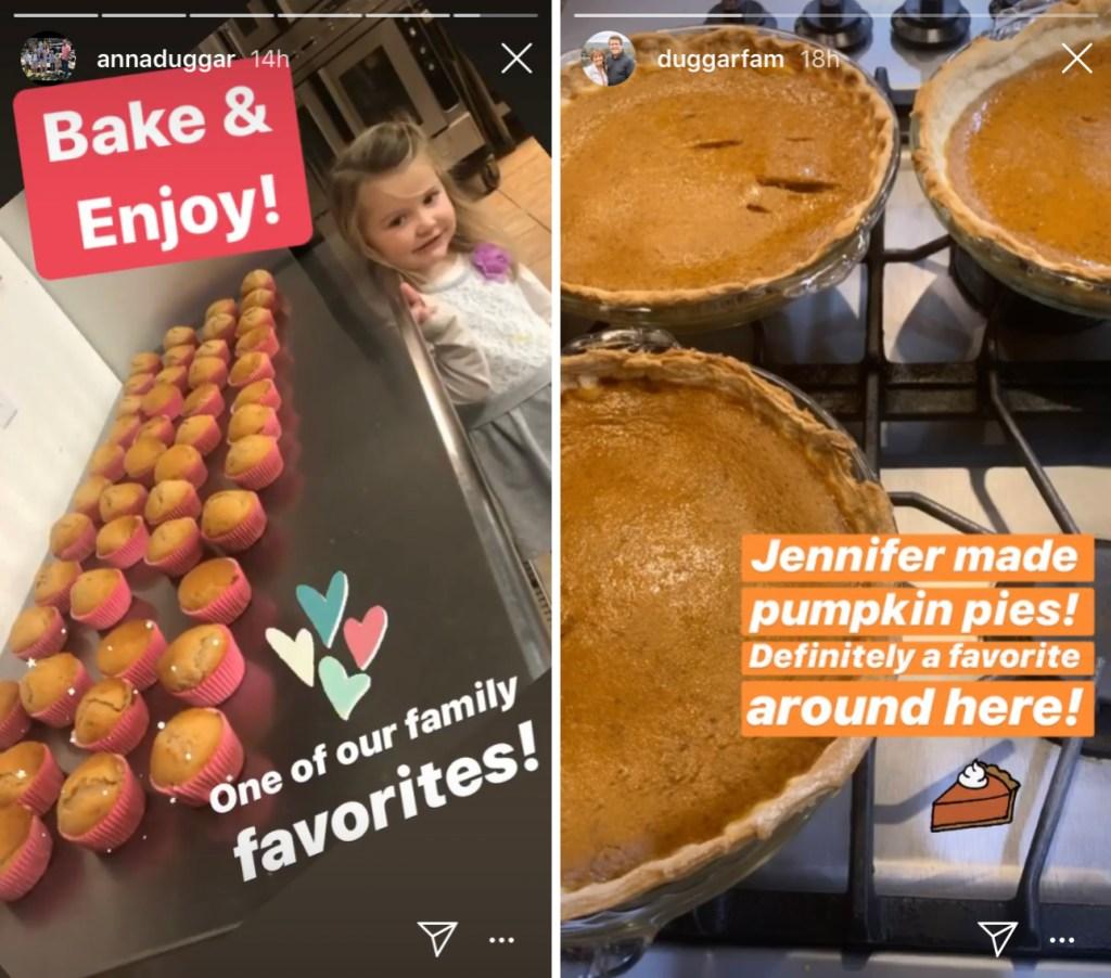 The Duggar Family Shares Baking Photos Amid FBI Raid Rumors