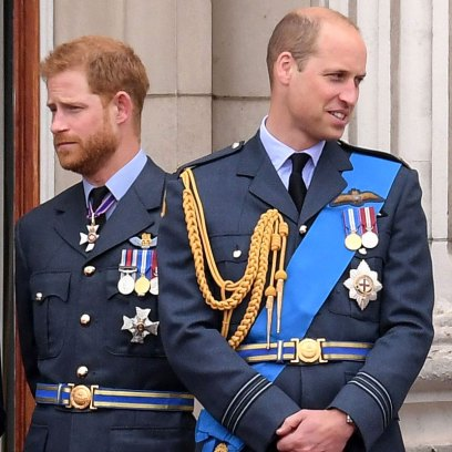 Jul 2018 Timeline of Prince William and Prince Harry's Rumored Rift