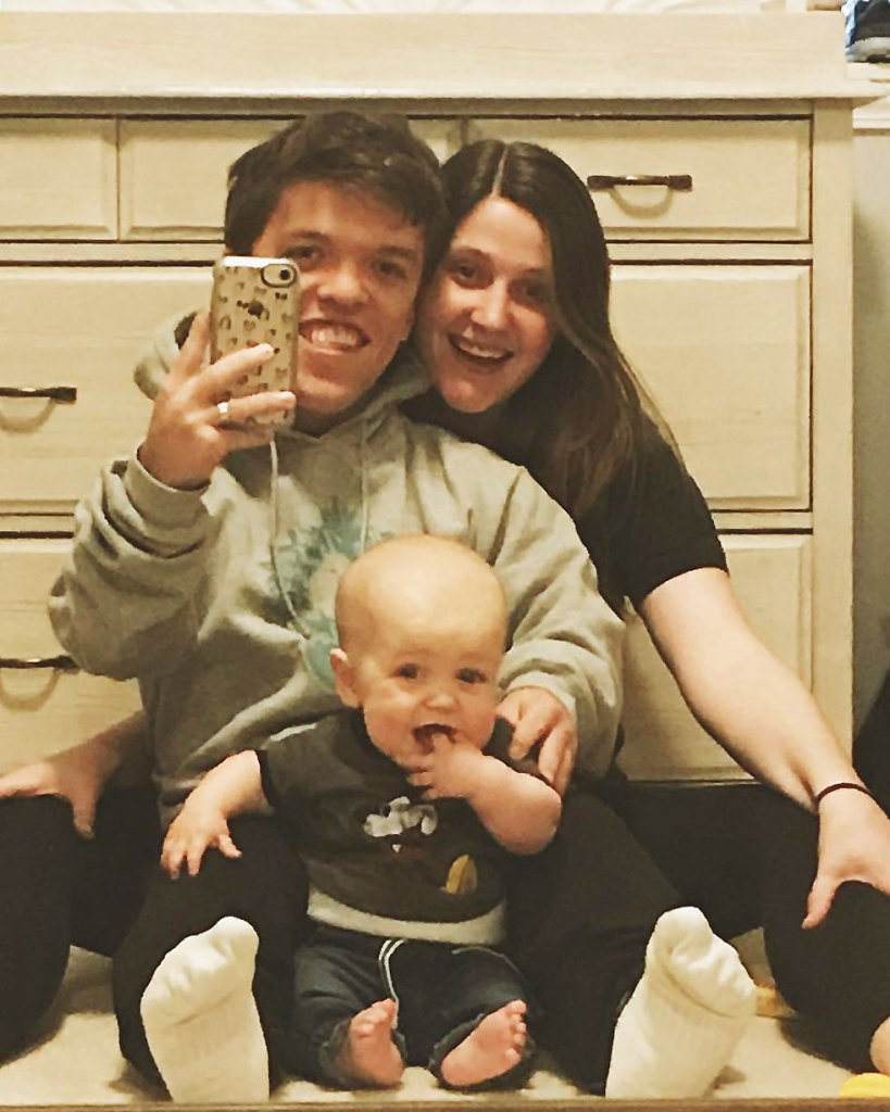 Tori and Zach Roloff Welcome Their First Daughter