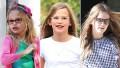 Violet Affleck Transformation