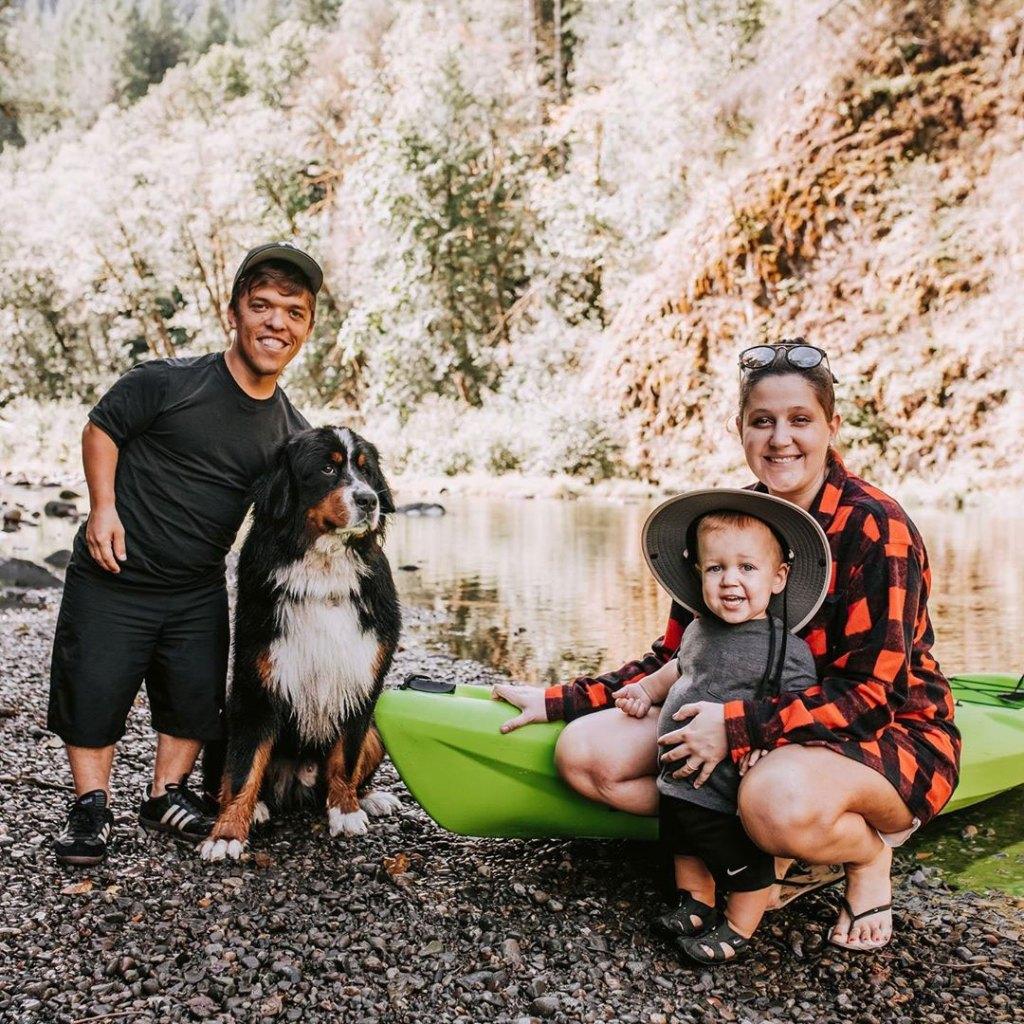 Tori Rolloff, Jackson and Zach Roloff
