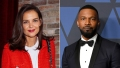 Katie Holmes Says Workouts Help Her De-Stress Following Jamie Foxx Split