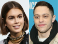 pete davidson and kaia gerber celebrated his 26th birthday together amid dating rumors