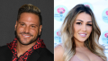 jersey shore star ronnie ortiz magro seemingly shades his ex girlfriend jen harley amid their split