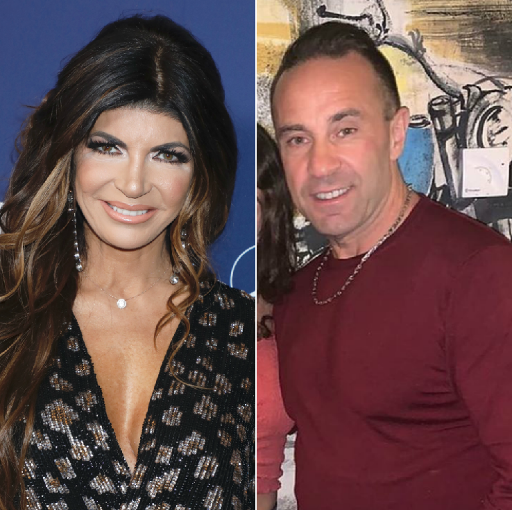 Exclusive'RHONJ' Star Teresa Giudice Was 'So Happy' to See Husband Joe in Italy: 'It Was Just Very Emotional'