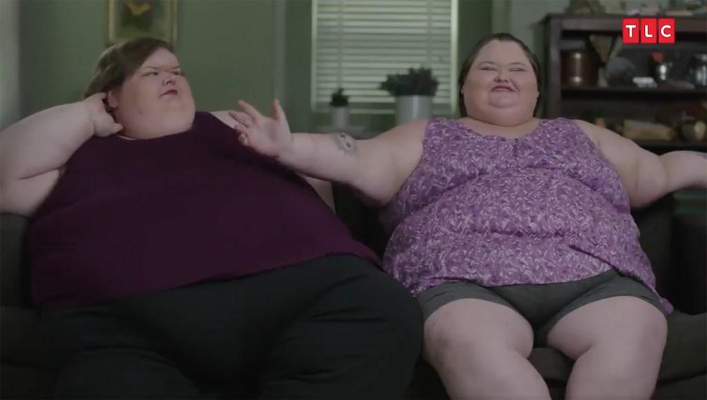 1000 lb Sisters TLC