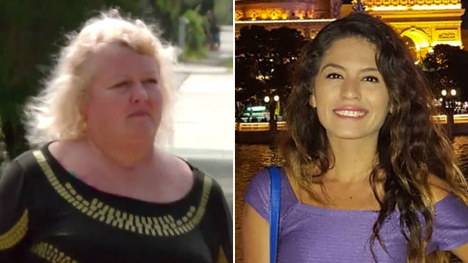 90DF 90 Day Fiance Stars Laura and Evelin Heated Feud Gets Personal