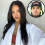 Ammika Harris Blasts Trolls After They Ask If Chris Brown Is the Father