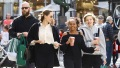 Angelina Jolie Goes Last-Minute Christmas Shopping With Zahara and Shiloh