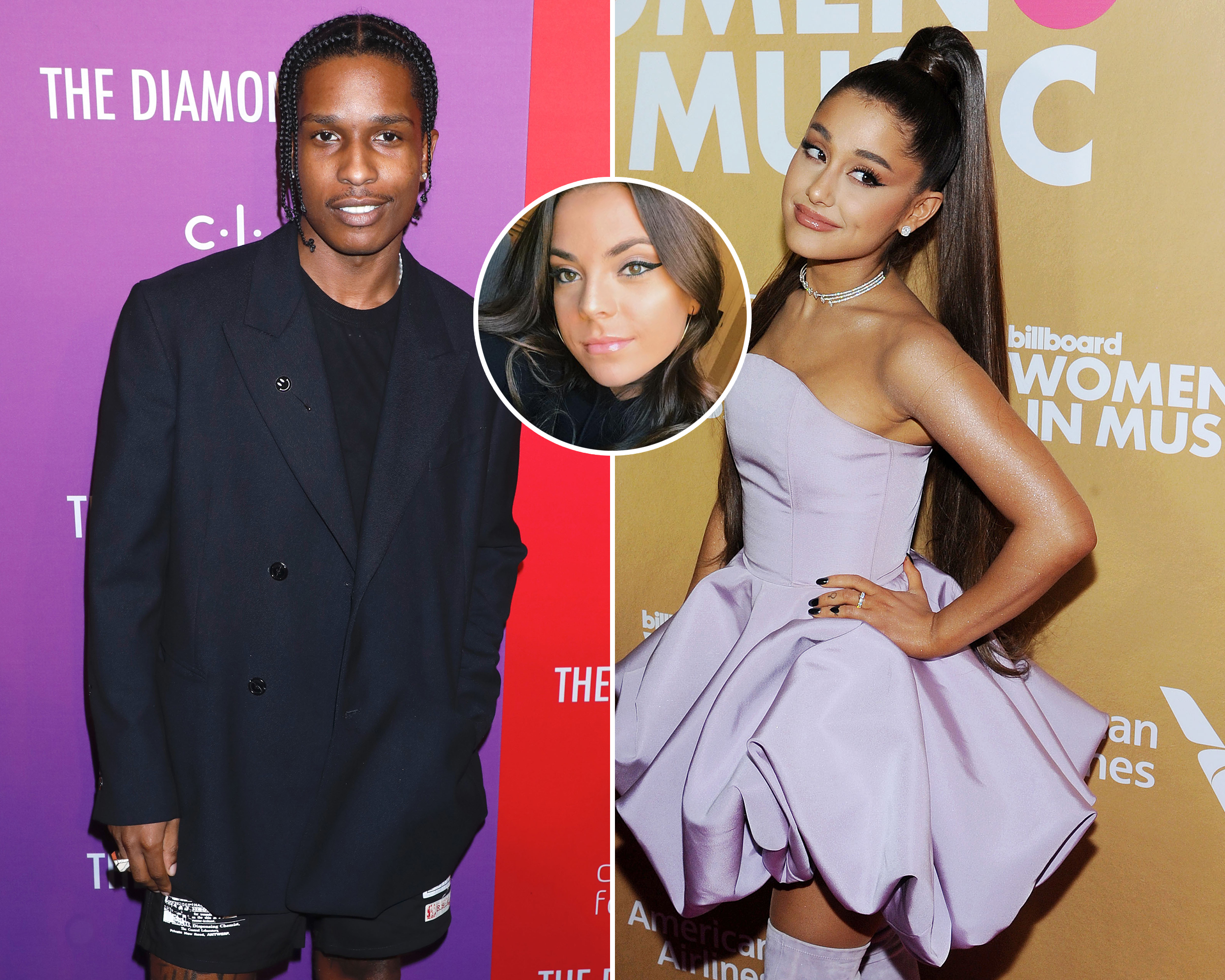 Amy Davidson Sex Tape ariana grande tries to hook pal up amid asap rocky sex tape