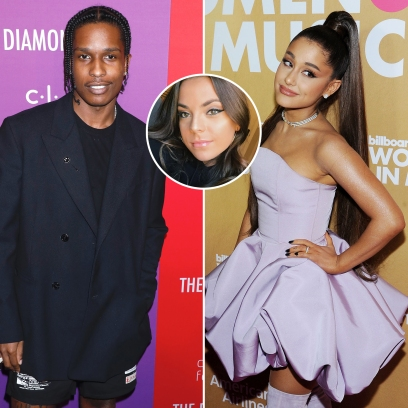 Ariana Grande Tries to Hook Courtney Chipolone Up With ASAP Rocky