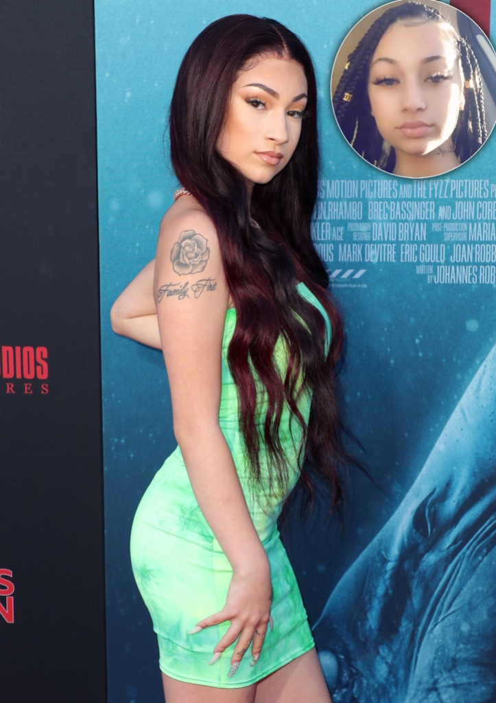 Bhad Bhabie Claps Back After Being Criticized for Wearing Braids