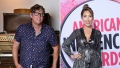 Side-by-Side Photos of Patrick Carney and Farrah Abraham