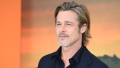 Brad Pitt at the UK premiere for Once Upon A Time In Hollywood