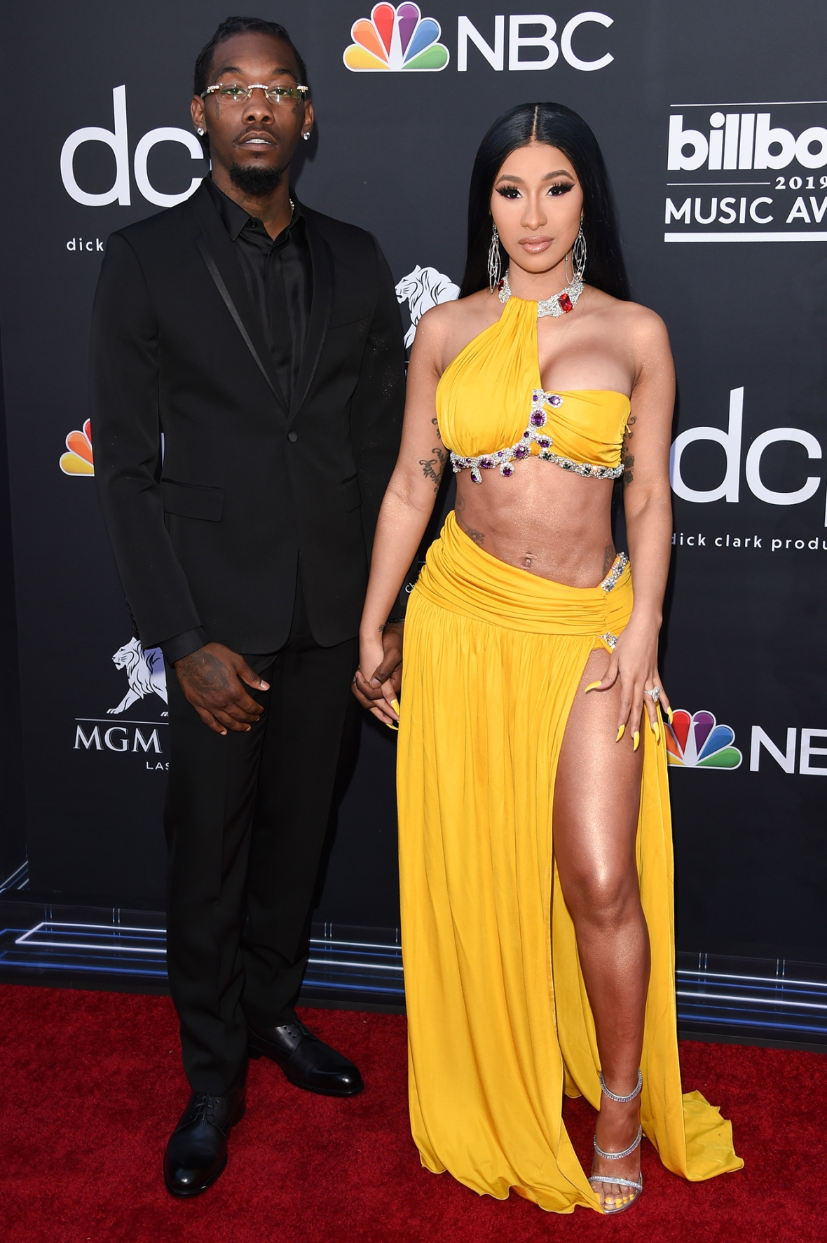Cardi B Opens Up About Staying With Offset After Cheating Scandal
